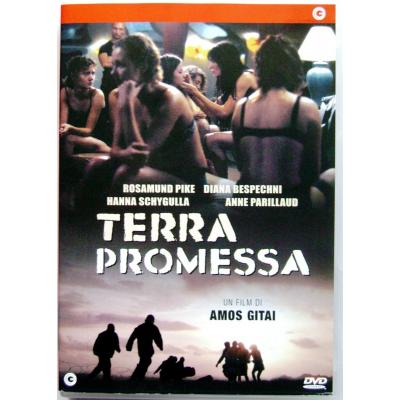 Dvd Terra Promessa di Amos Gitai 2004 Usato