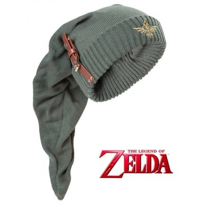 Berretta Legend of Zelda Beanie With PU Buckle Winter Hat cappello ufficiale