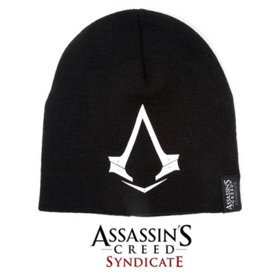Berretta Assassin's Creed Syndicate Logo Beanie winter Hat cappello ufficiale