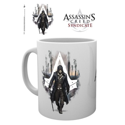 Tazza in ceramica Assassin's Creed Syndicate Jacob Frye Mug GB Eye