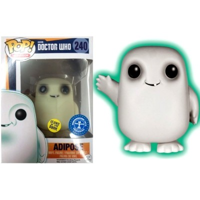 Doctor Who Adipose Glow in the dark Pop! Funko Vinyl figure n° 240