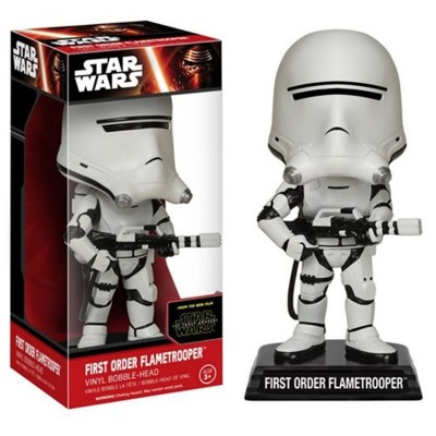 Bobble-head Star Wars VII First Order Flametrooper Funko