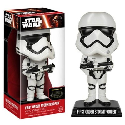 Bobble-head Star Wars VII TFA First Order Stormtrooper 15 cm Funko