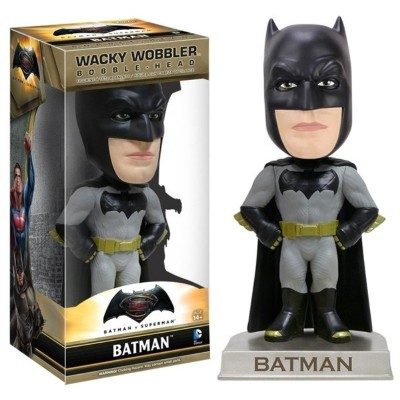 Bobble-Head Batman v Superman Batman DC Comics Wacky Wobbler by Funko