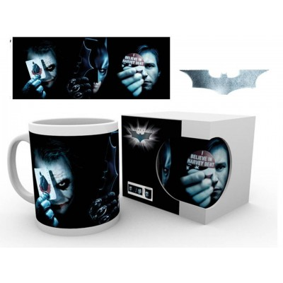 Tazza in ceramica Batman The Dark Knight Trio Mug