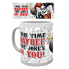 Tazza in ceramica Batman Harley Quinn Jokes on You Mug