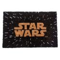 Star Wars logo hyperspace Door Mat 40x60cm Pyramid