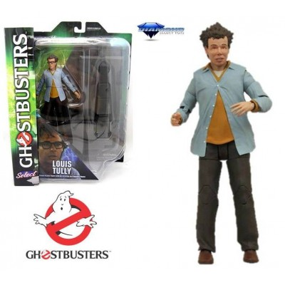 Action figure Ghostbusters Select Serie 1 Louis Tully by Diamond toys