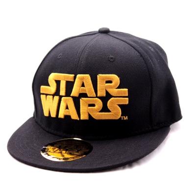 Cappello Star Wars Golden logo Snapback Cap Hat ufficiale Disney