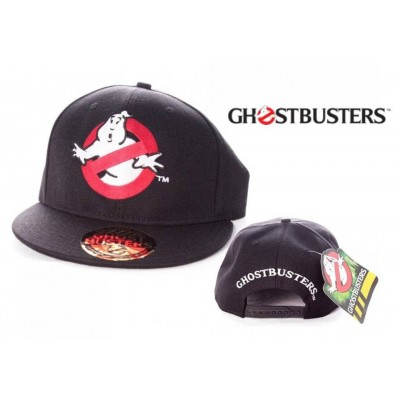 Cappello Ghostbusters - Ghost Logo Snapback Cap Hat ufficiale film