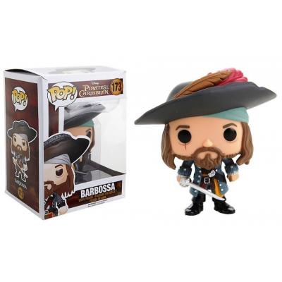 Pirates of the Caribbean Barbossa Pop! Funko movies Vinyl figure