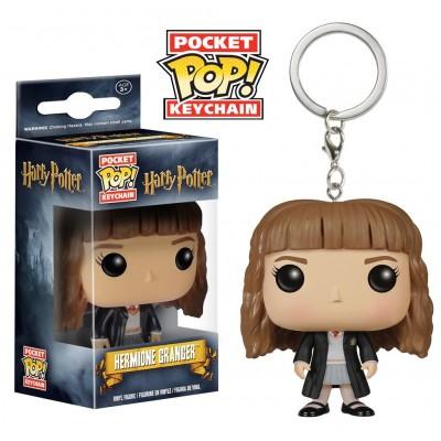 Portachiavi Harry Potter Hermione Granger Pocket Pop! KeyChain Funko