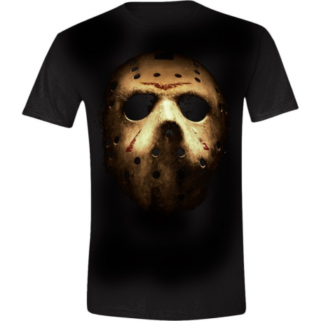 T-shirt Michael Myers Halloween film poster One Good Scare Uomo ufficiale