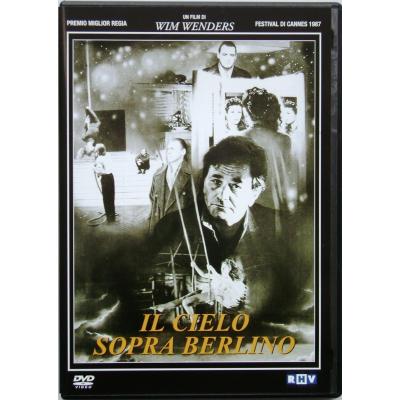 Dvd Il cielo sopra Berlino di Wim Wenders 1987 Usato