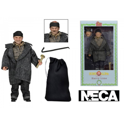 Action Figure Home Alone Harry Lime Retro Clothed 8-Inch 18 cm Neca