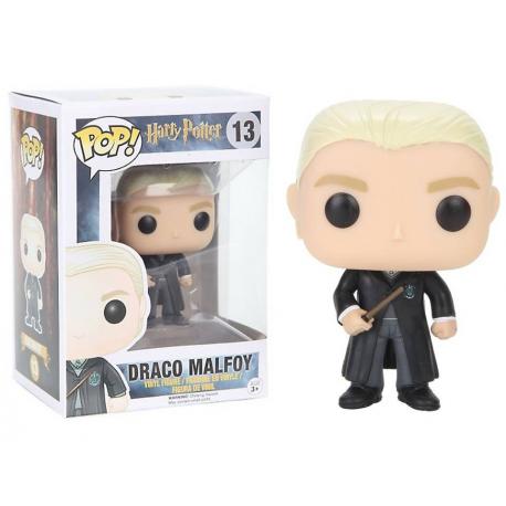 Figura vinile Harry Potter Draco Malfoy Pop! Funko Vinyl Figure n° 13