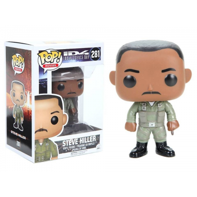 Independence Day Steve Hiller Pop! Funko Vinyl Figure n° 281
