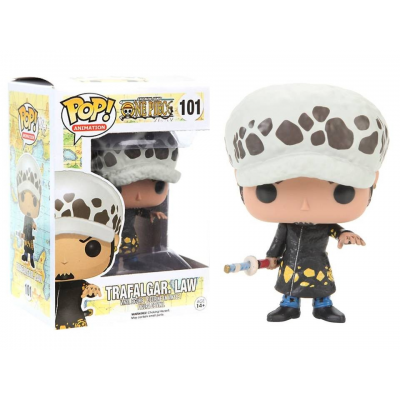 One Piece Trafalgar Law Pop! Funko animation Vinyl figure n° 101