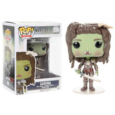 Warcraft Garona Pop! Funko movies Vinyl figure n° 286