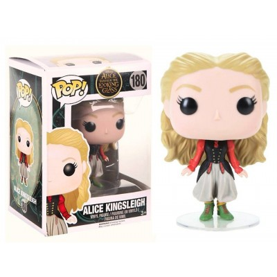 Alice Through the Looking Glass Alice Kingsleigh Pop! Funko Vinyl