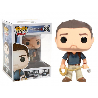 Uncharted 4 - A Thief's End Nathan Drake Pop! Funko Vinyl figure