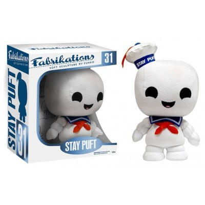 Peluche Ghostbusters Stay Puft Marshmallow Fabrikations Plush Funko