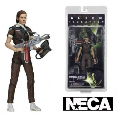 Action figure Alien Isolation Amanda Ripley (Jumpsuit) Serie 6 Neca