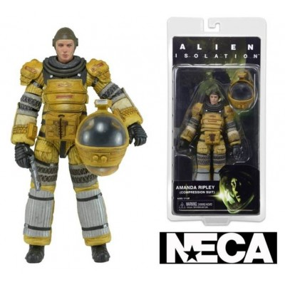 Action figure Alien Isolation Amanda Ripley (Compression suit) Neca