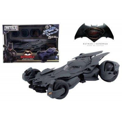 Batmobile Metals Die-Cast Batman v Superman Dawn of Justice Vehicle
