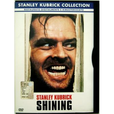 Dvd Shining di Stanley Kubrick edizione snapper 1980 horror cult Usato