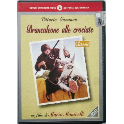 Dvd Brancaleone alle Crociate di Mario Monicelli 1970 Usato