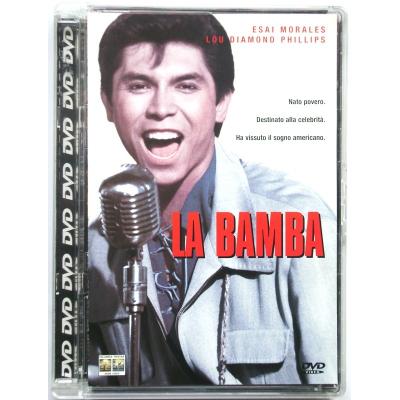 Dvd La Bamba - Super jewel box di Luis Valdez 1987 Usato