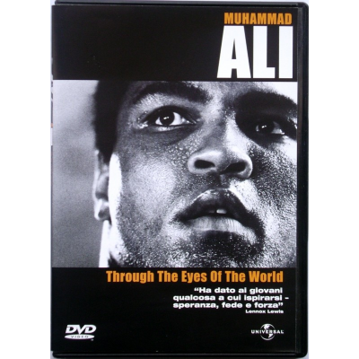 Dvd Muhammad Ali - Through the eyes of the World - documentario 2001