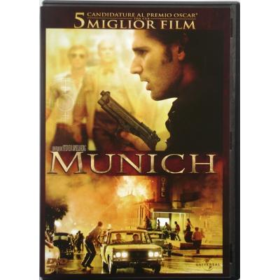 Dvd Munich di Steven Spielberg 2005 Usato