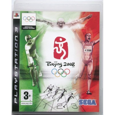 Gioco PS3 Beijing 2008 Pechino Olympic games Sony Playstation 3