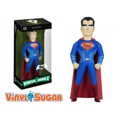 Vinyl Idolz Batman vs Superman Dawn of Justice Superman Vinyl Sugar