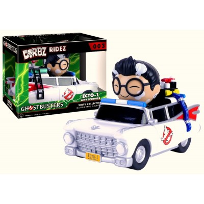 Dorbz Ridez Ghostbusters Ecto-1 with Egon Spengler Vinyl Sugar