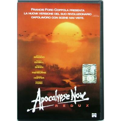 Dvd Apocalypse Now - Redux di Francis Ford Coppola 1979 Usato
