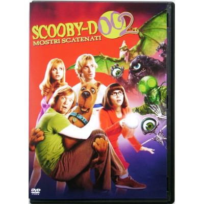 Dvd Scooby-Doo 2 - Mostri scatenati