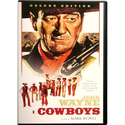 Dvd I Cowboys - Deluxe Edition con John Wayne 1972 Usato