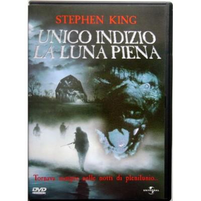 Dvd Unico indizio la luna piena da Stephen King 1985 Usato