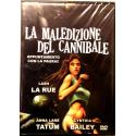 Dvd La maledizione del cannibale con Lash La Rue 1985 Nuovo