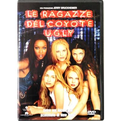 Dvd Le ragazze del Coyote Ugly - con Ologramma tondo Usato