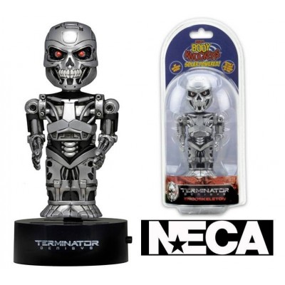 Body Knocker Terminator Genisys – Endoskeleton Solar Powered Neca