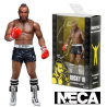 Action Figure Clubber Lang black trunks serie 1 40th Anni. Rocky III 7-Inch Neca