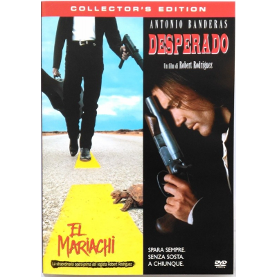 Dvd El Mariachi + Desperado - Collector's Edition di Robert Rodriguez