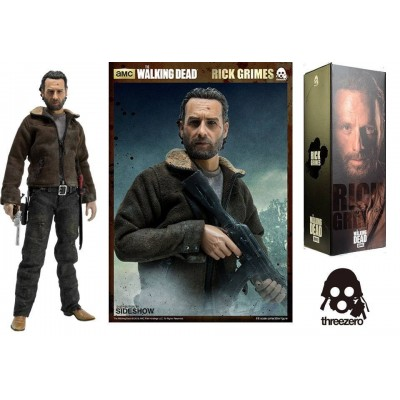 Action Figure Rick Grimes The Walking Dead 1/6 scale Threezero