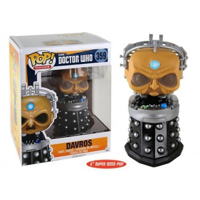 Doctor Who Davros 6-Inch Oversized Pop! Funko Vinyl figure n° 359