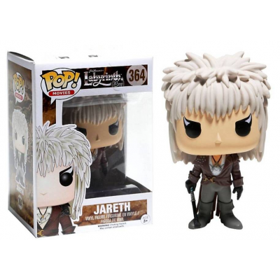 Labyrinth Jareth David Bowie Pop! Funko movies Vinyl figure n° 364