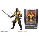 Action Figure Mortal Kombat X Scorpion 30 cm 12'' by Mezco Toys